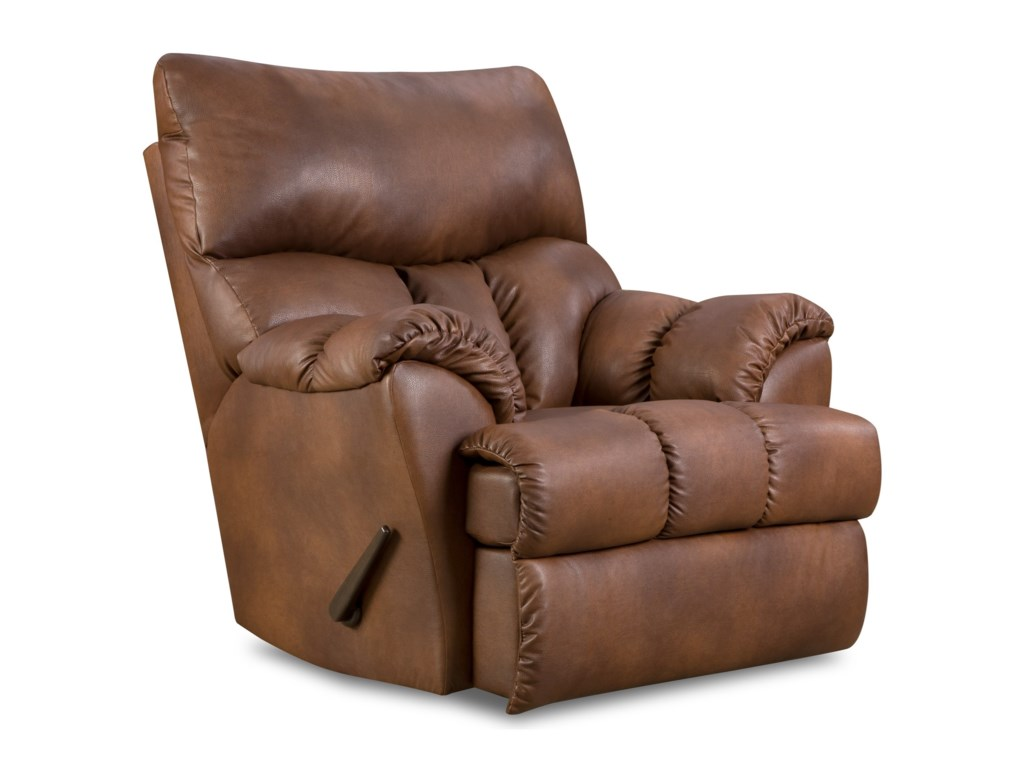 Re-Fueler Power Wall Hugger Recliner with Casual Furniture ...