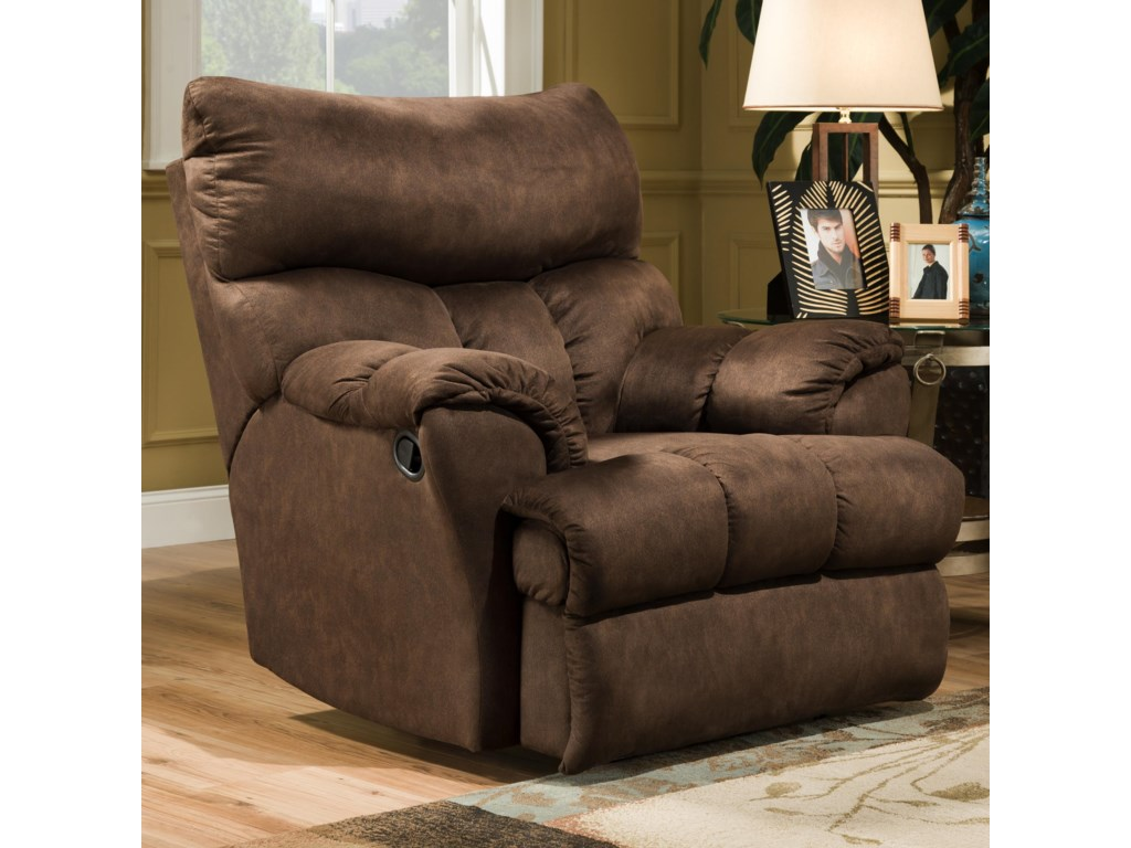 Southern Motion Re-Fueler Power Wall Hugger Recliner with ...