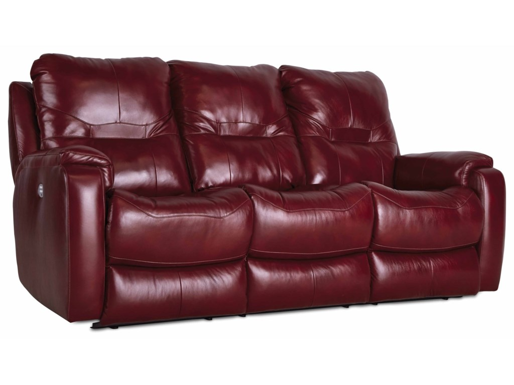 Southern Motion Royal Flushdouble Reclining Sofa