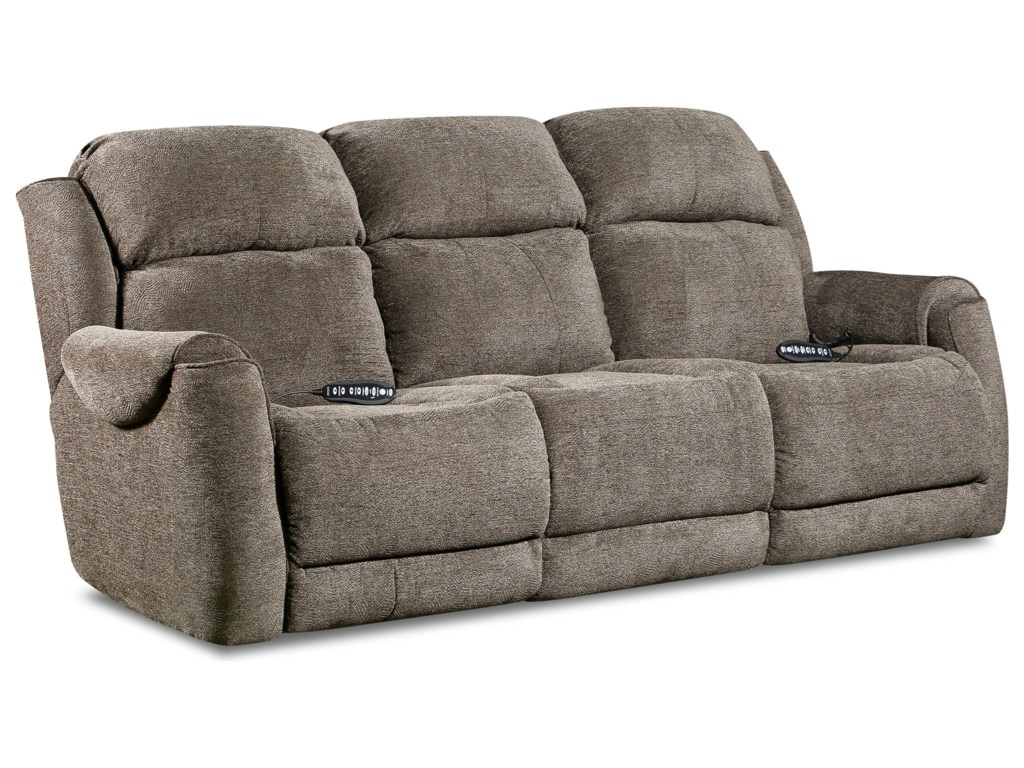 Southern Motion Safe BetPower Double Reclining Sofa