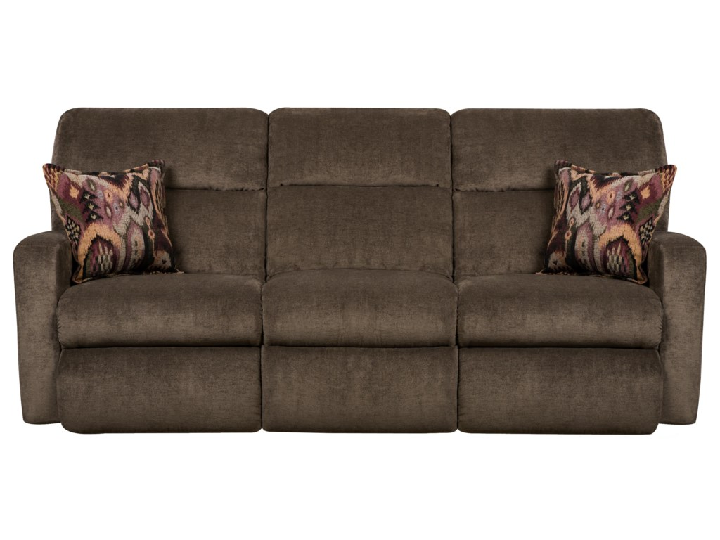 Sofa Shown May Not Represent Exact Features Indicated