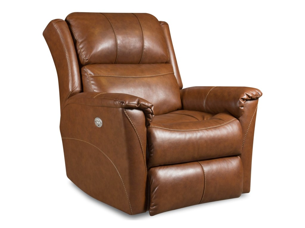 Southern Motion ShimmerPower Plus Layflat Recliner
