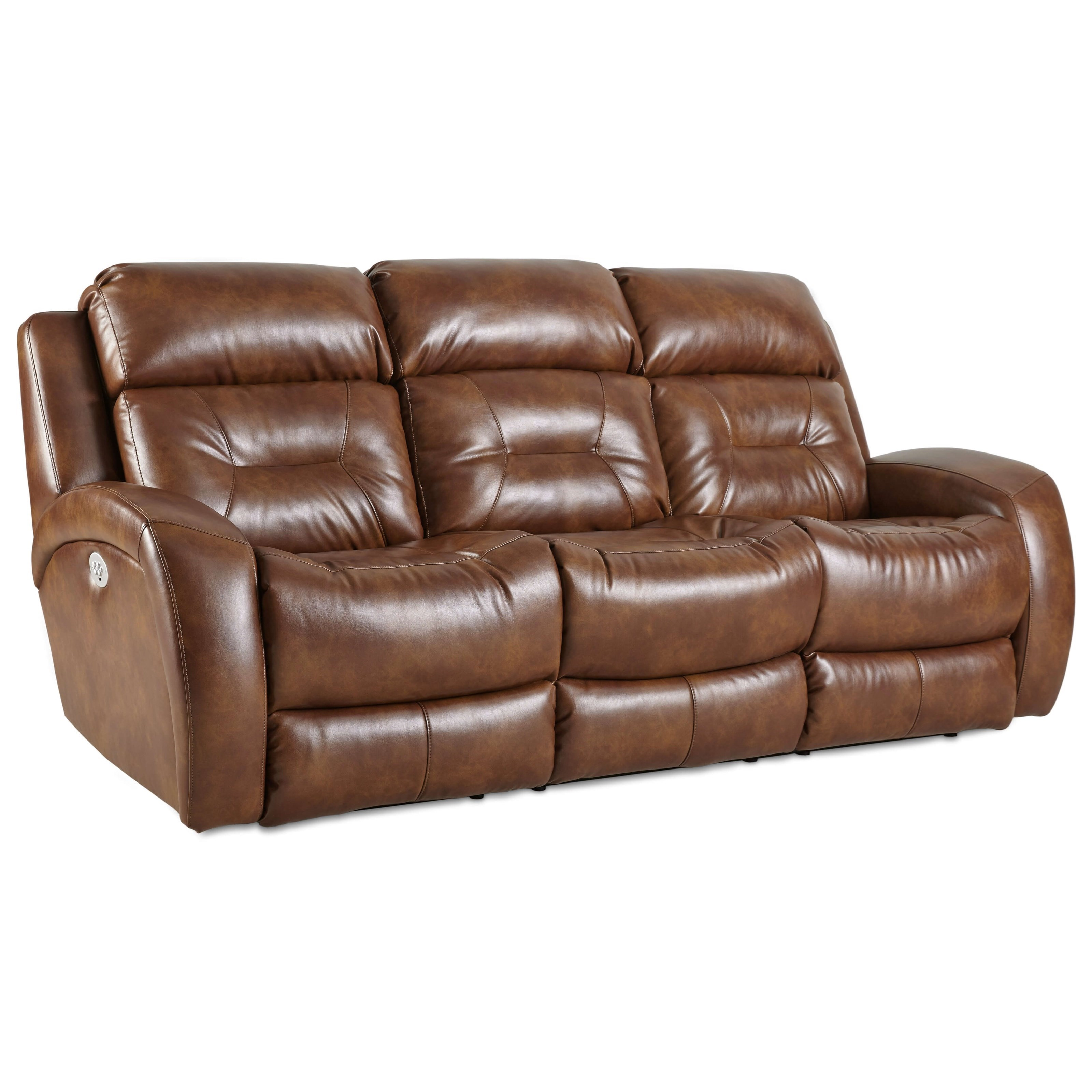 Ordinaire Southern Motion Showcase Double Reclining Sofa With Power Headrest