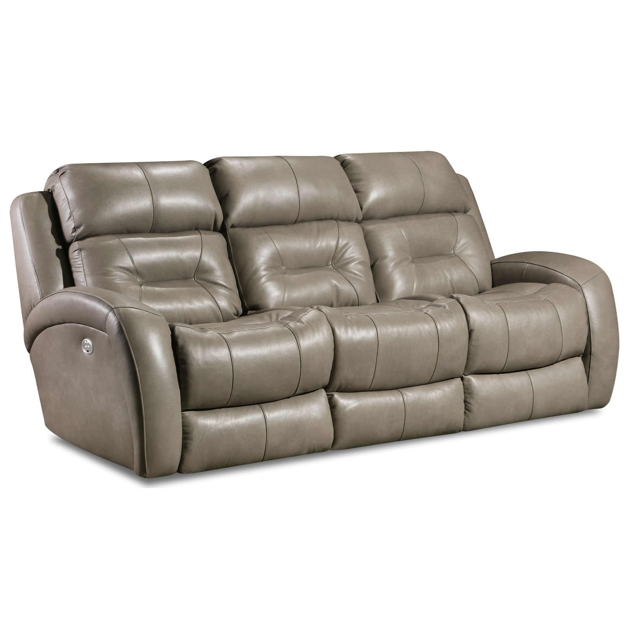 Southern Motion Showcase Double Reclining Sofa Westrich