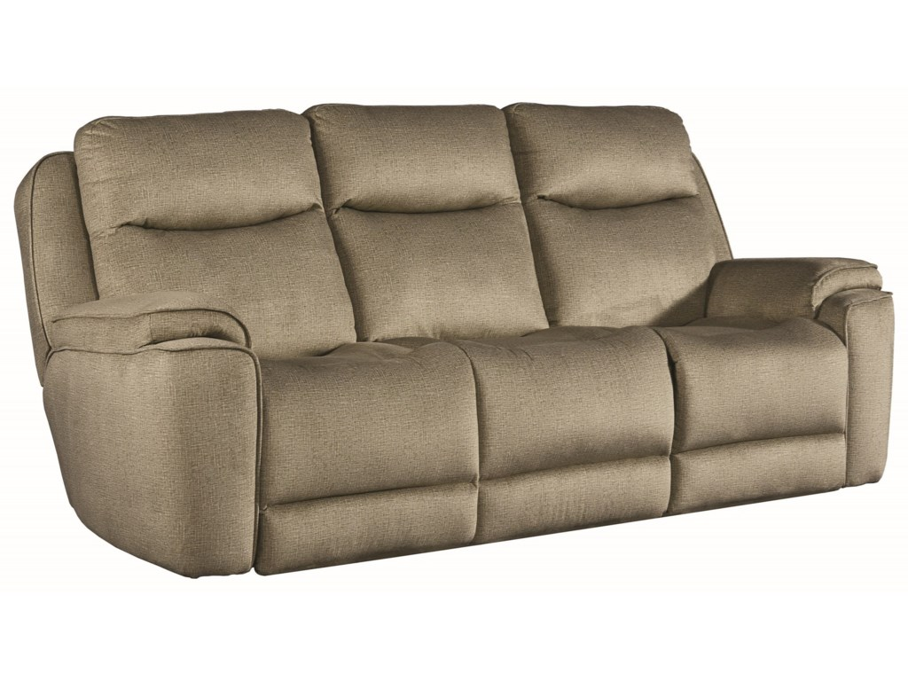 Southern Motion ShowstopperPower Reclining Sofa
