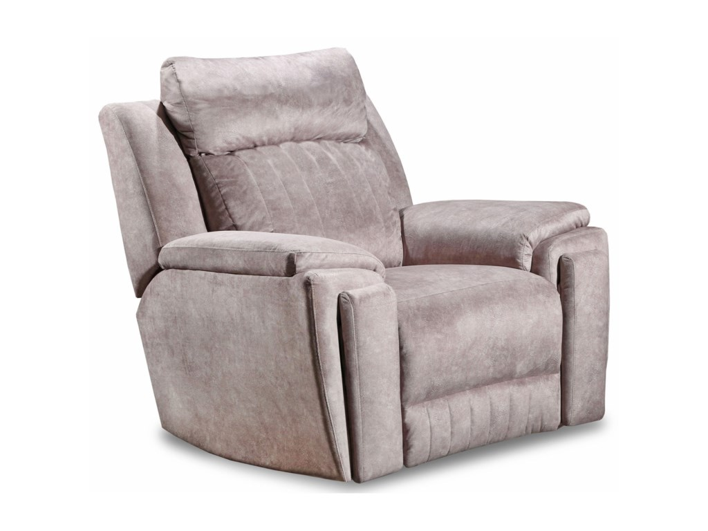 Southern Motion Silver ScreenPower Headrest Recliner