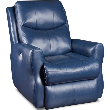 Fame Power Headrest Wall Hugger Recliner