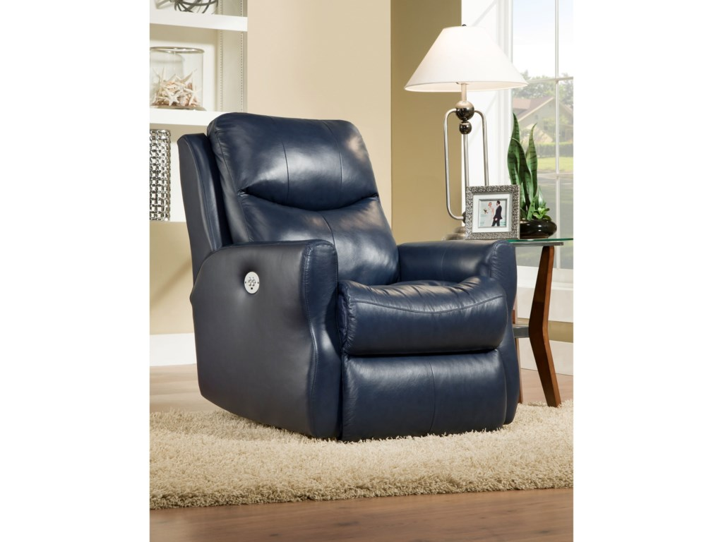 Southern Motion ReclinersFame Power Plus Rocker Recliner