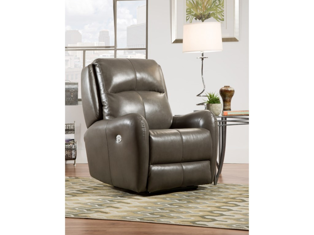 Actual Recliner Handle and Base May Differ from what is Pictured