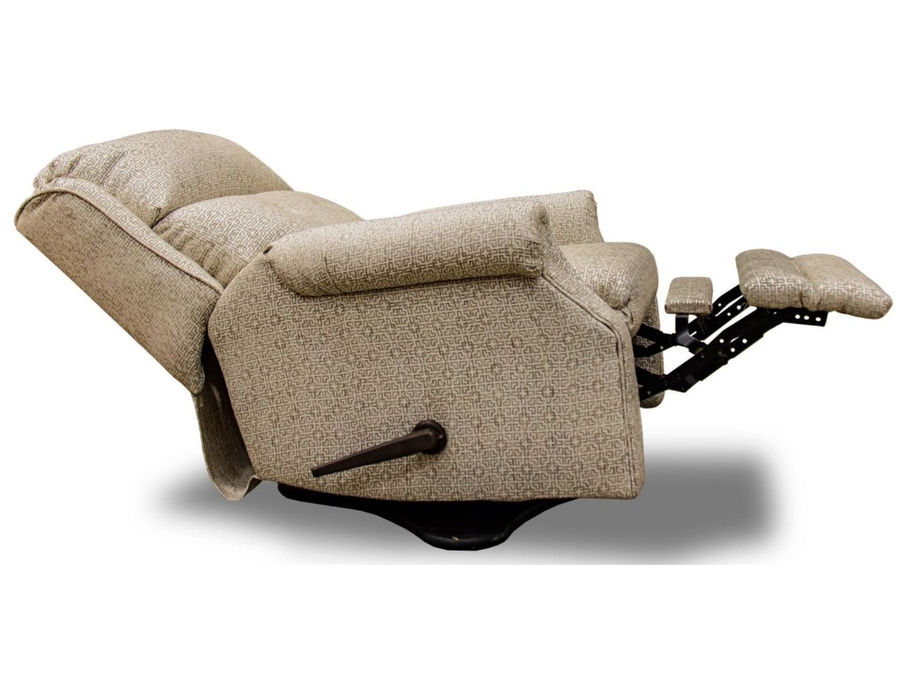 Southern Motion ReclinersNantucket Rocker Recliner