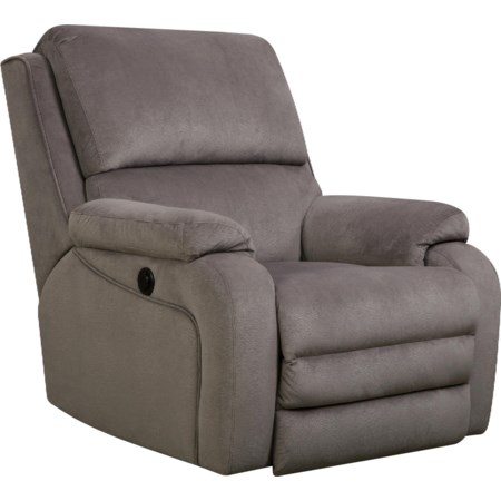 Ovation Swivel Rocker Recliner