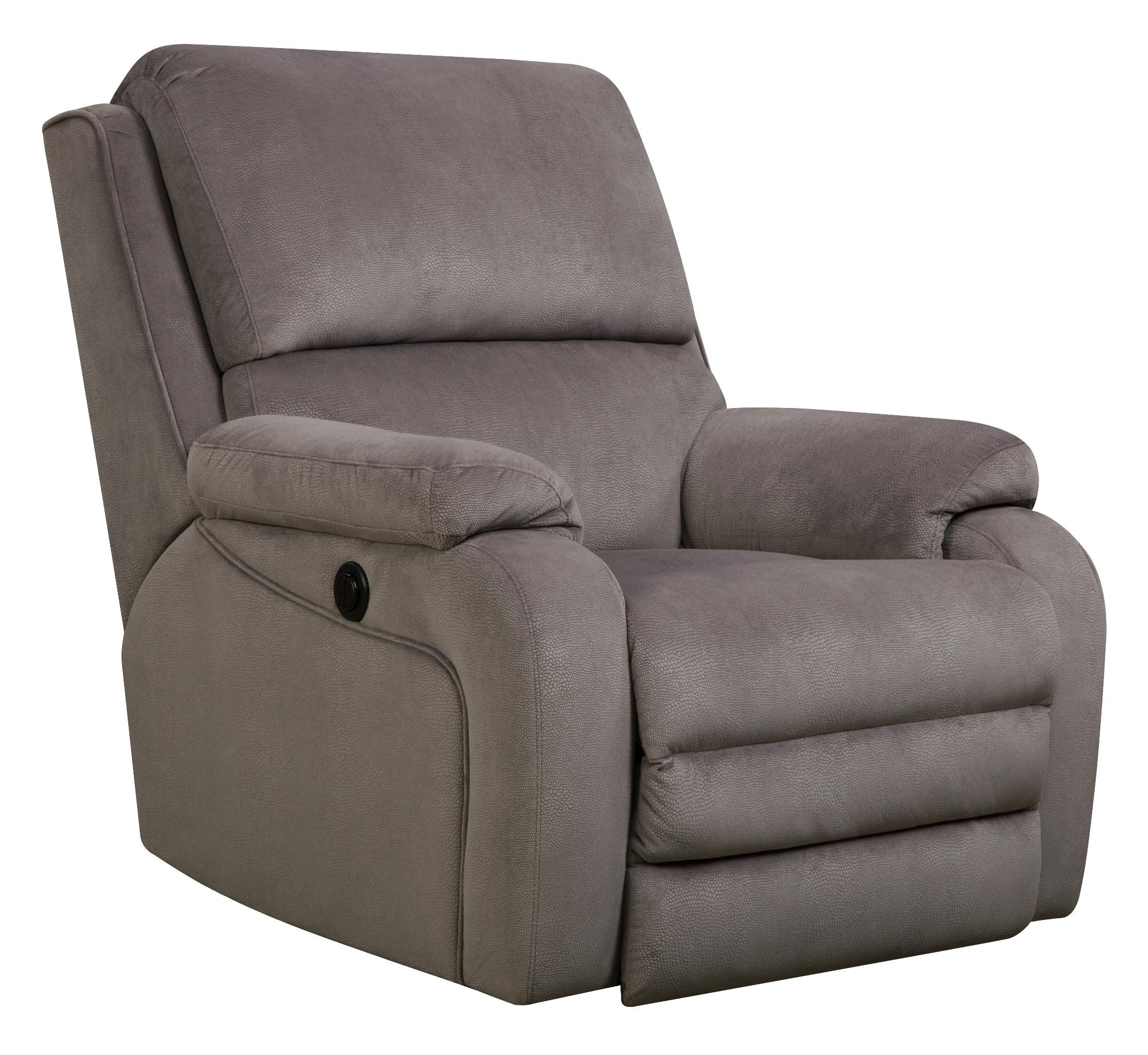 Recliner Shown May Not Represent Exact Features Indicated  sc 1 st  Johnny Janosik & Southern Motion Recliners Ovation Swivel Rocker Recliner in Casual ... islam-shia.org