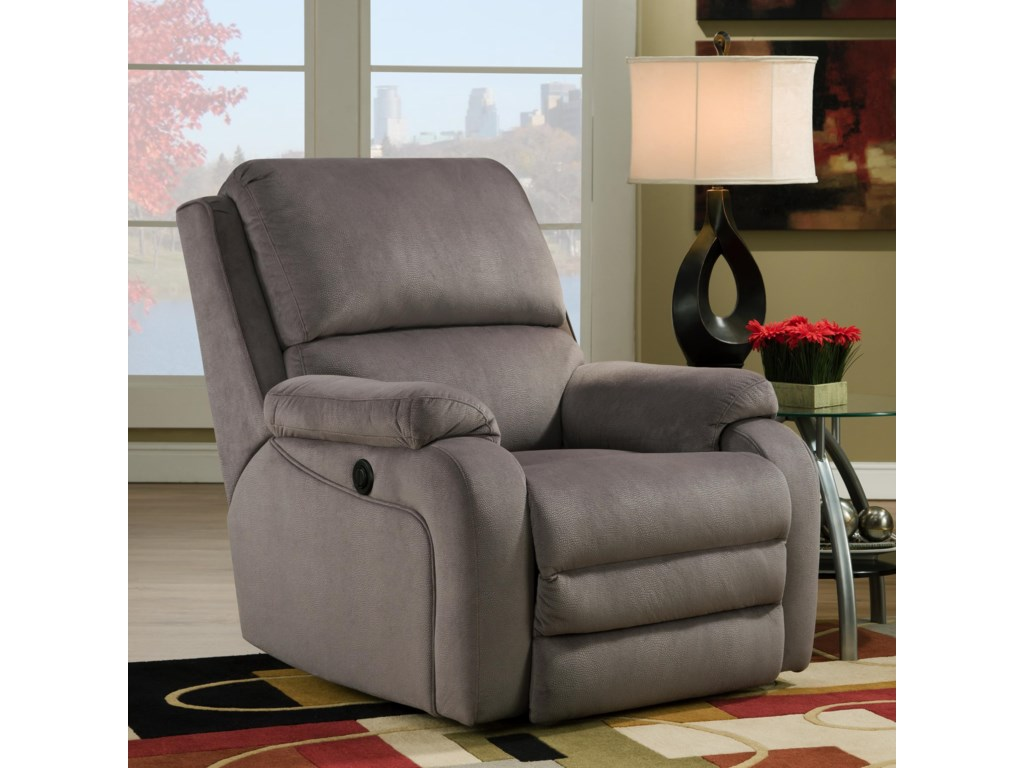 Southern Motion ReclinersOvation Power Recliner