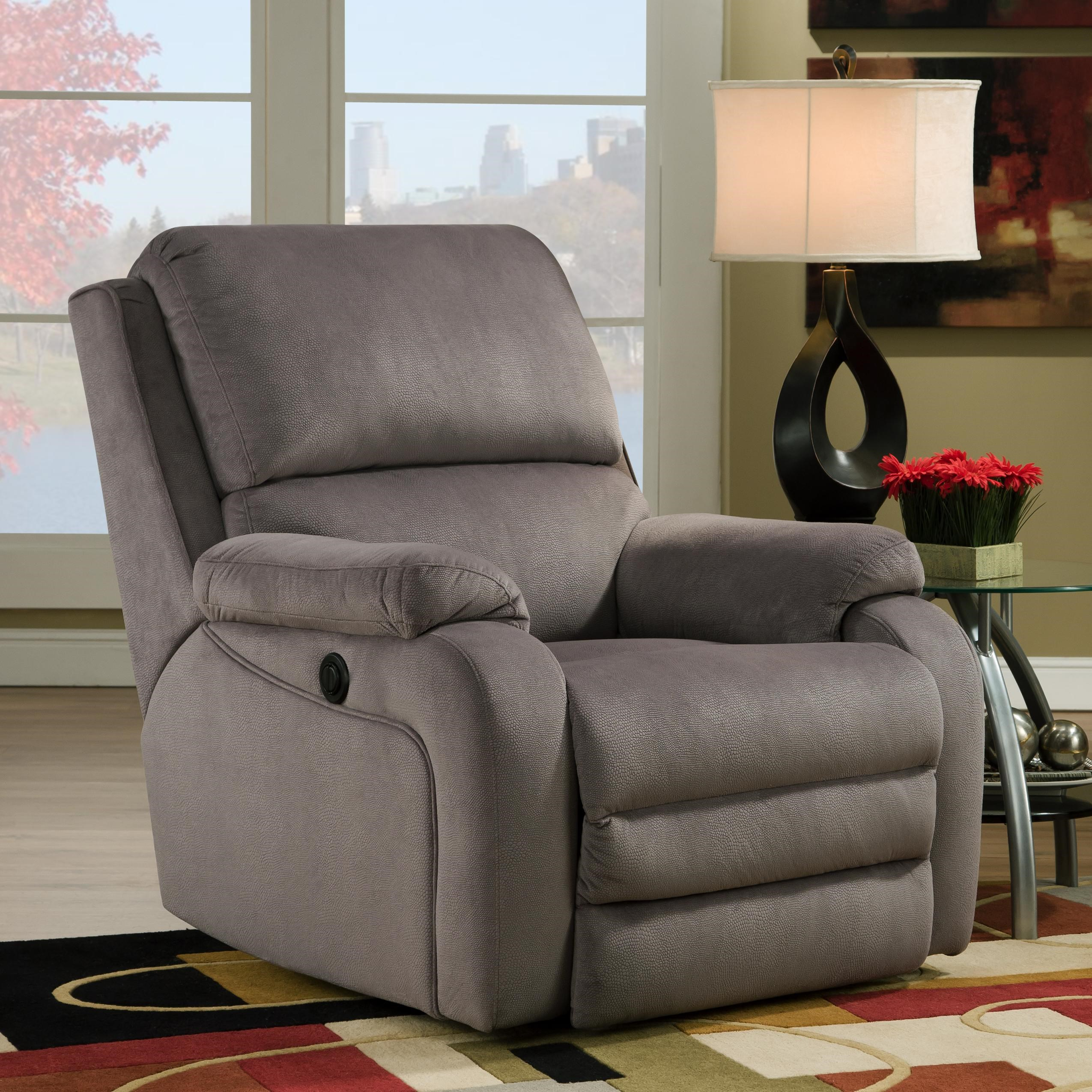 Recliner Shown May Not Represent Exact Features Indicated   Southern Motion  Furniture Dealers Virginia