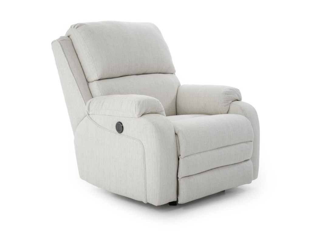 Southern Motion ReclinersOvation Power Rocker Recliner