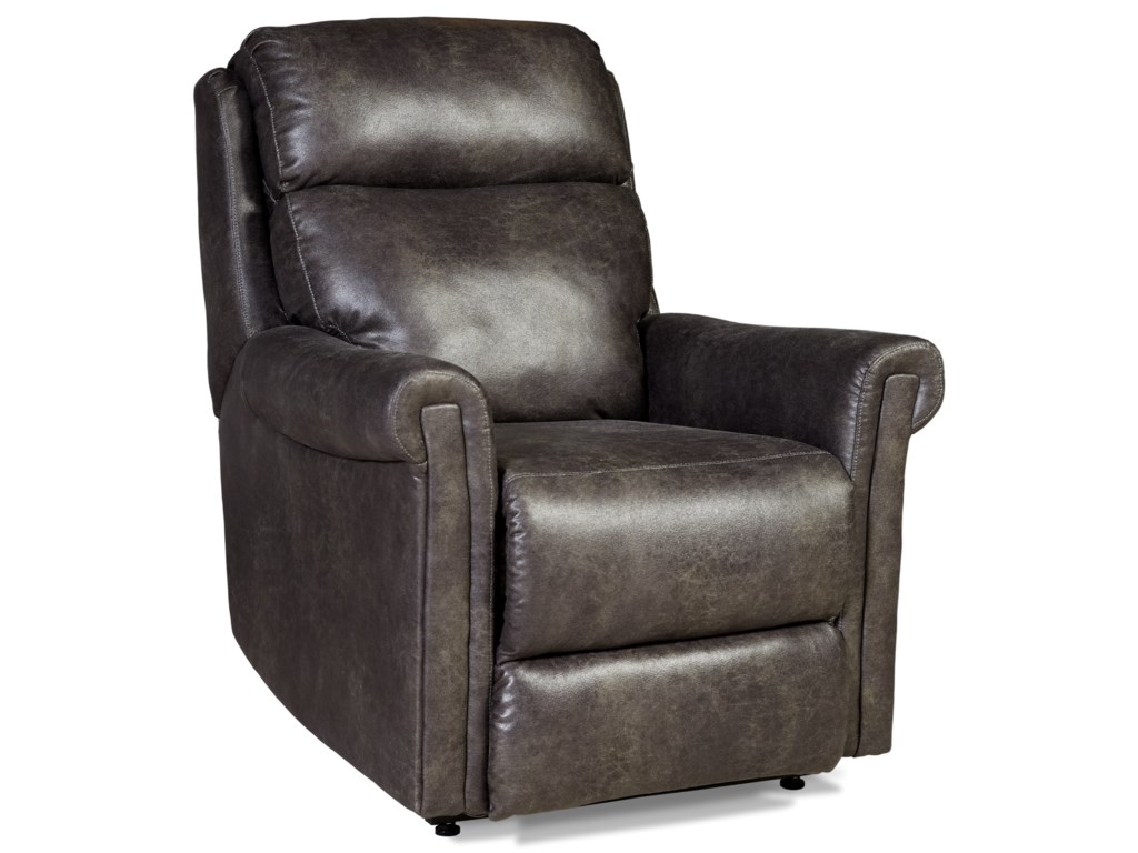 Recline Handle and Feet/Base May Differ From What is Shown