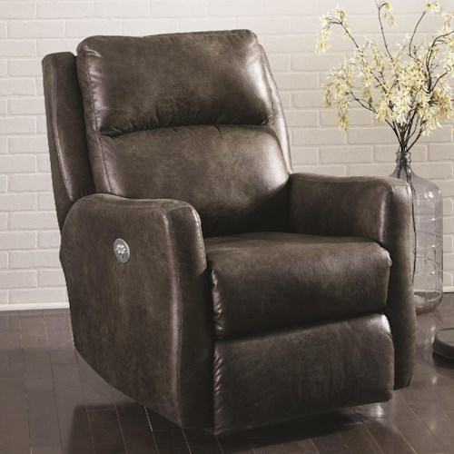 Southern Motion Recliners Top Notch Wall Hugger Recliner