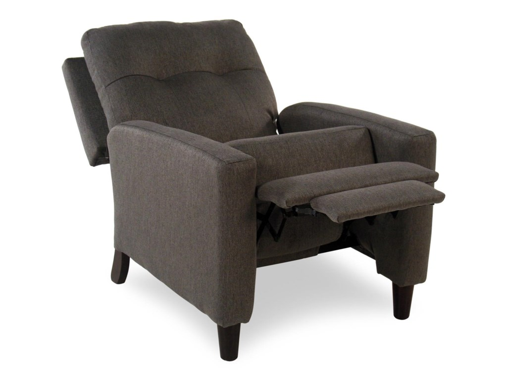 Design to Recline ReclinersBella High Leg Recliner