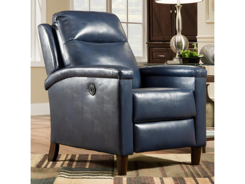 Southern Motion ReclinersGlitz High Leg Power Recliner