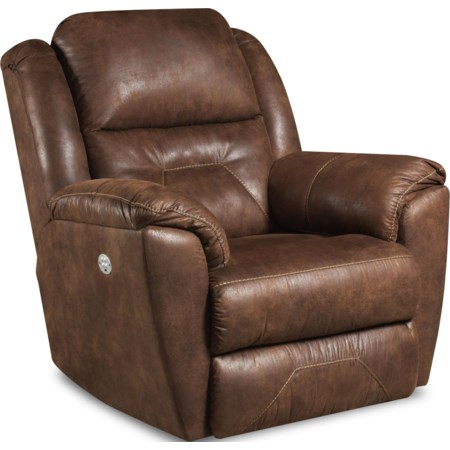 Pandora Rocker Recliner with Power Headrest