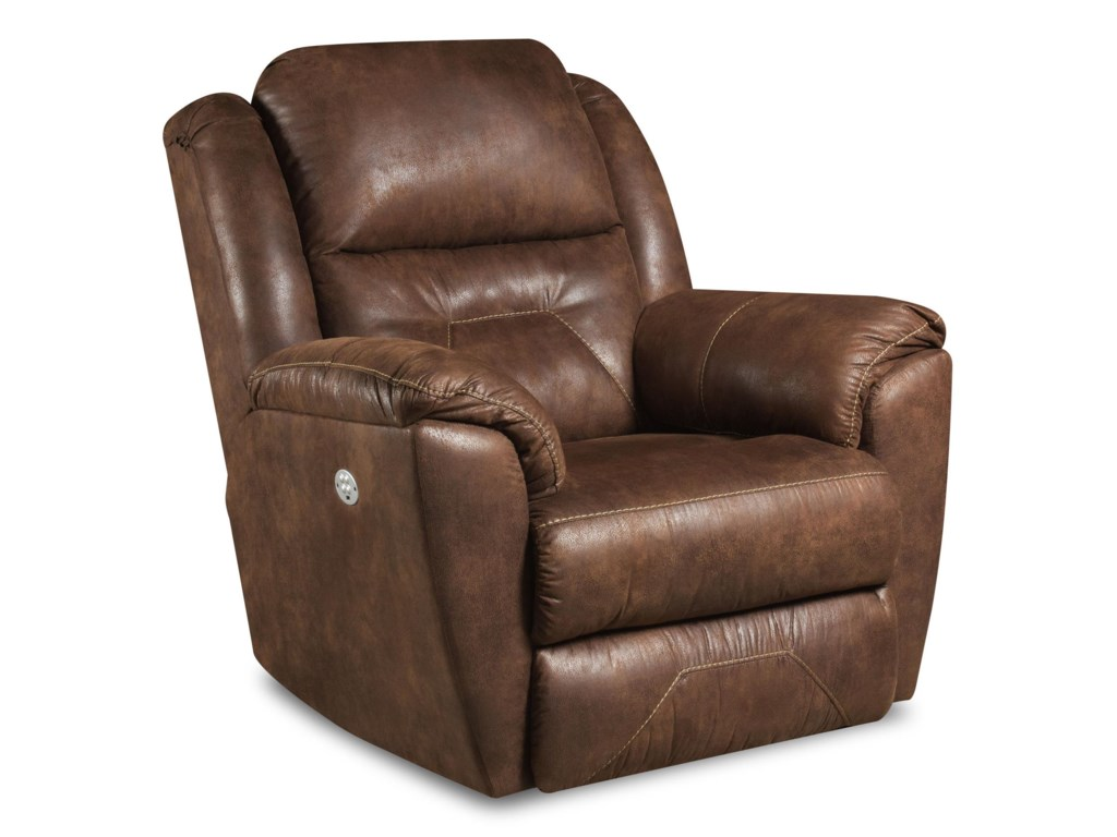 Southern Motion Recliners 5751p Pandora Rocker Recliner With Power