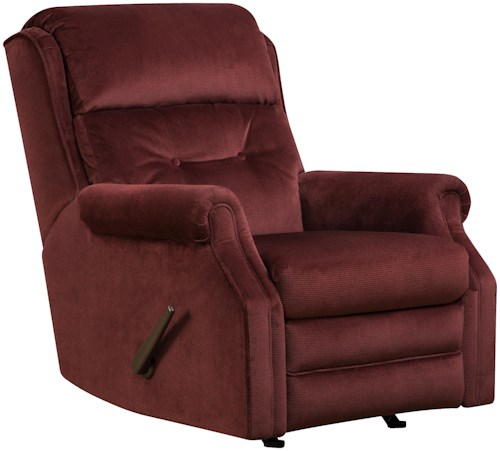 Southern Motion Recliners Nantucket Wall Recliner with Elegant Style