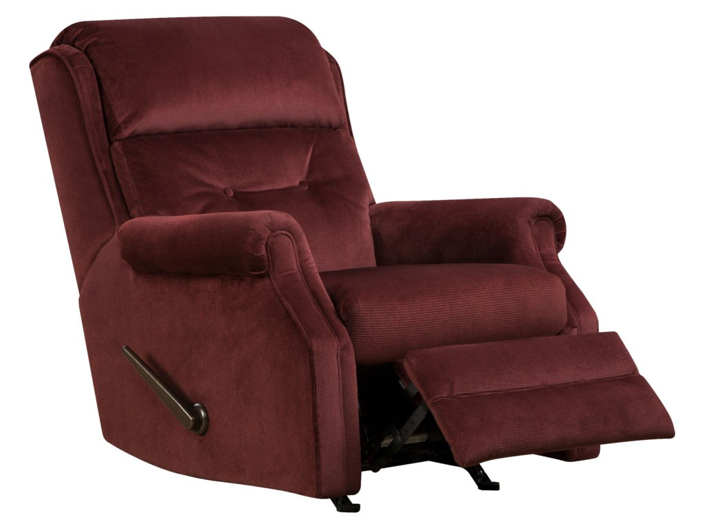 Southern Motion ReclinersLayFlat Lift Chair with Power Headrest