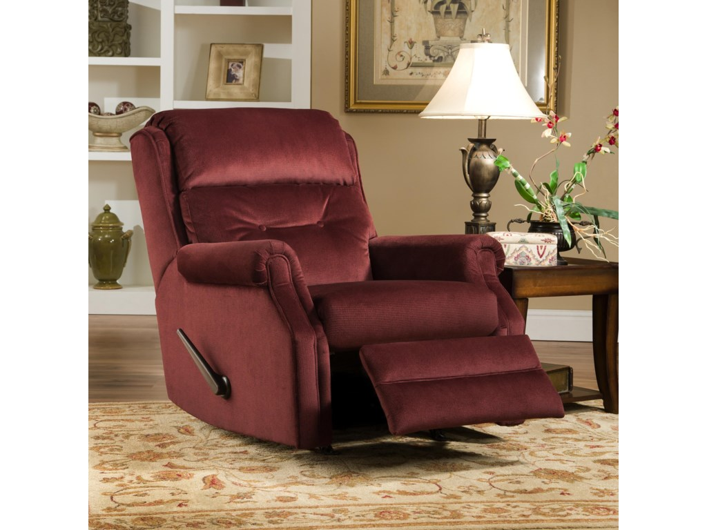 Southern Motion ReclinersNantucket Wall Recliner