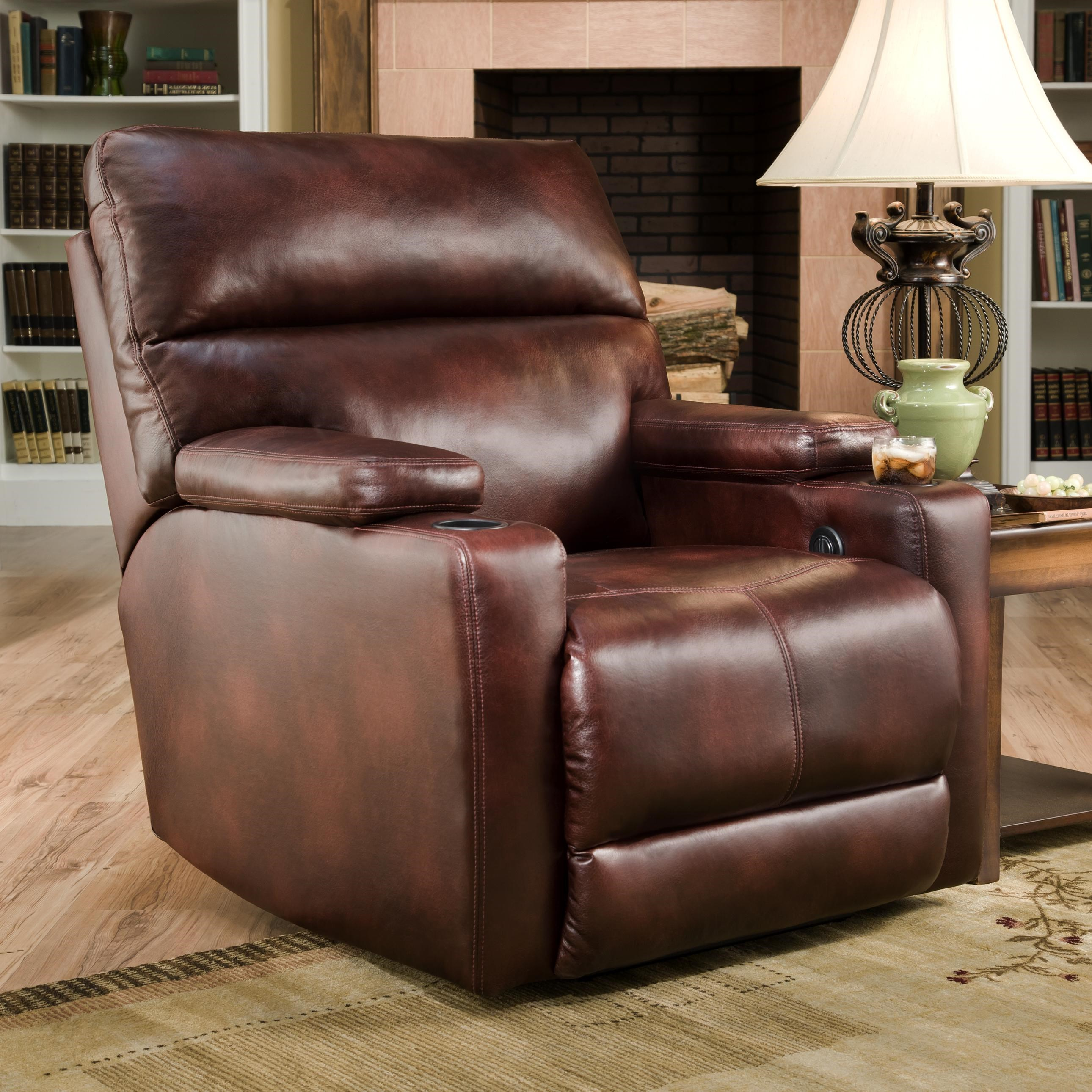 ... Recliner Shown May Not Represent Exact Features Indicated  sc 1 st  Royal Furniture & Southern Motion Recliners Tango Recliner with Contemporary Living ... islam-shia.org