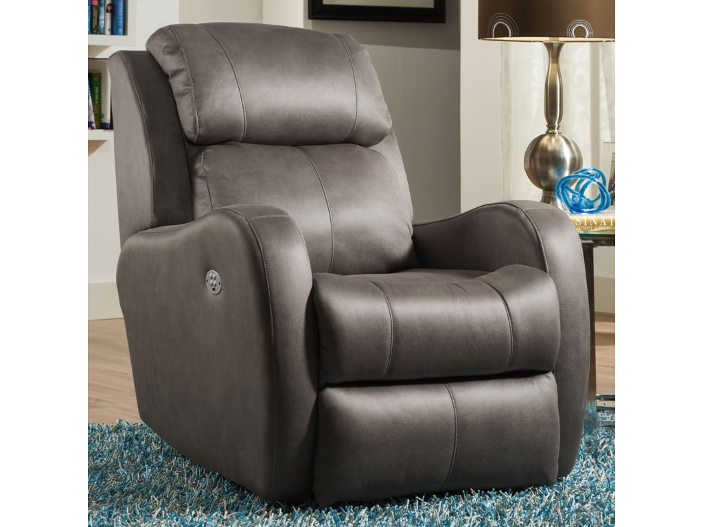 Recliner Shown May Not Represent Exact Base Indicated