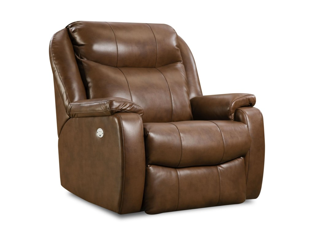 Southern Motion Recliners 6240 P Hercules Big Man S Power Recliner