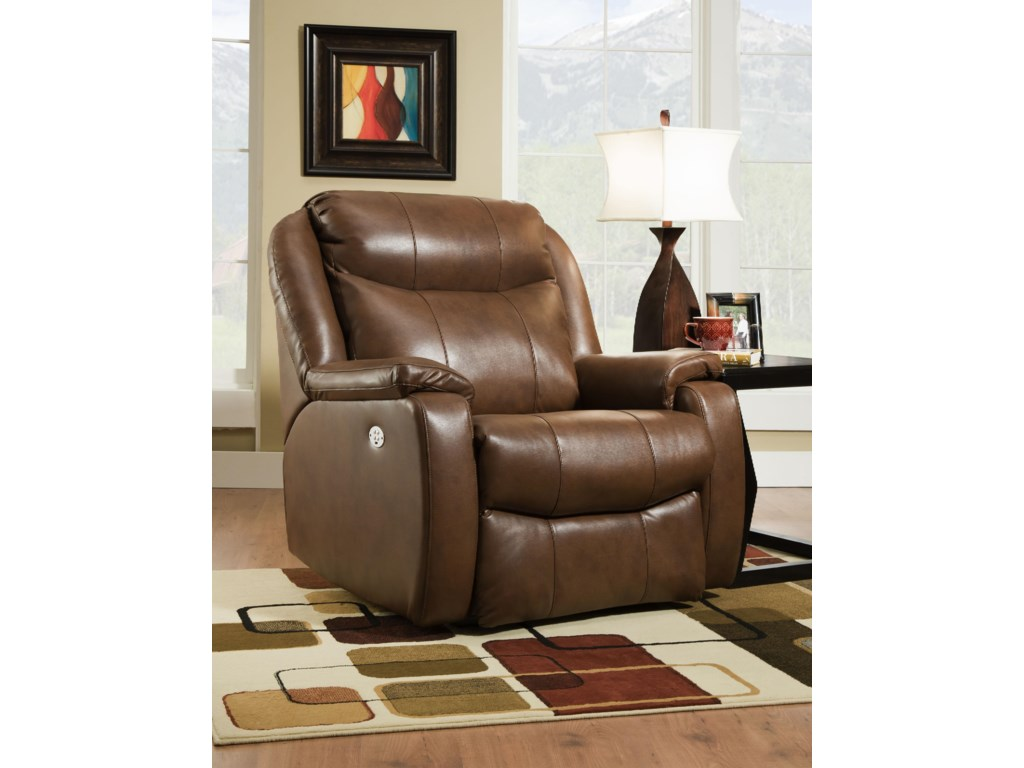 Southern Motion ReclinersHercules Big Man's Power Recliner