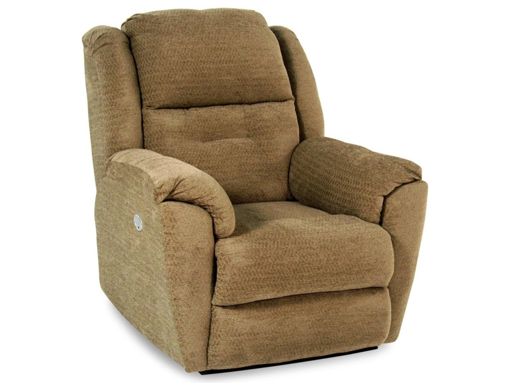 Design to Recline ReclinersPower Wall Recliner w/ Power Headrest