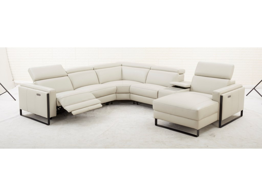 Southern Motion Starstruck Contemporary 6-Piece Reclining ...