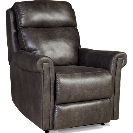 Lay Flat Lift Recliner with Power Headrest