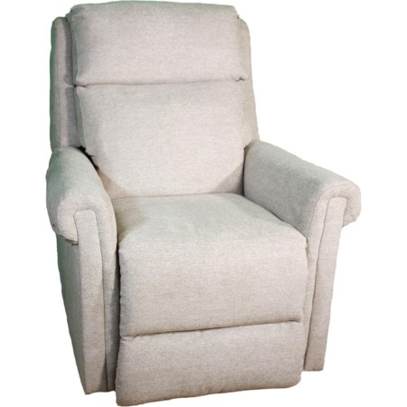 Power Headrest Layflat Recliner w/ SoCozi