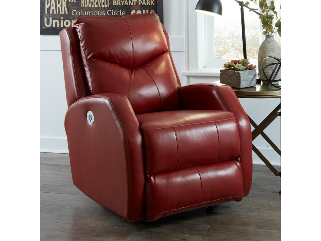 Southern Motion Tip TopPower Wallhugger Recliner