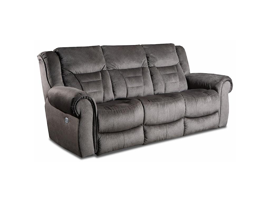 Southern Motion TitanWireless Power Plus Double Reclining Sofa