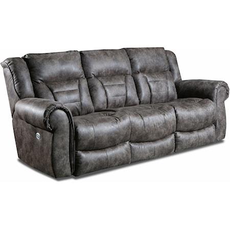 Double Reclining Power Plus Sofa