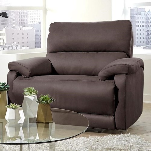 southern motion top secret reclining chair and a half wayside