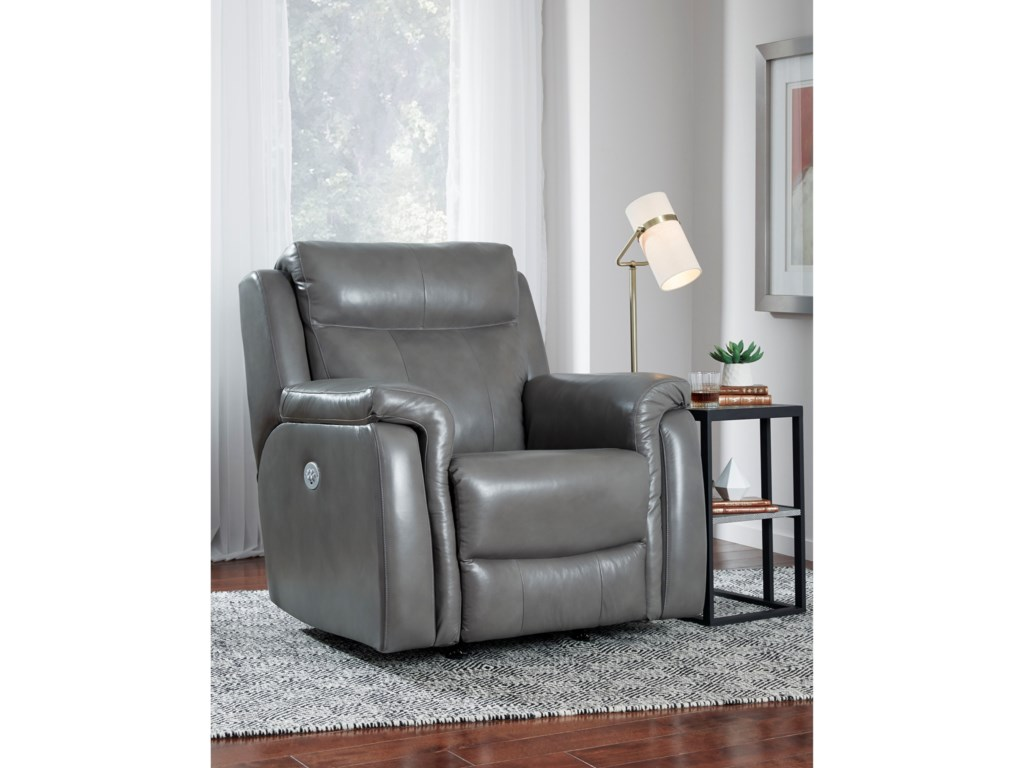 Southern Motion UptownPower Headrest Lift Recliner
