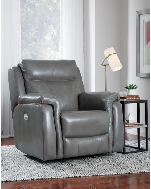Southern Motion Uptown Power Headrest Lift Recliner