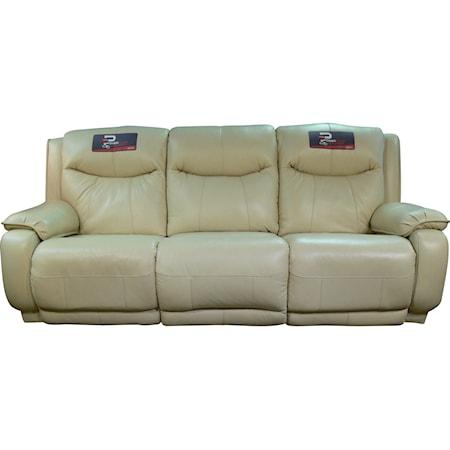Reclining Sofa with Power Headrest