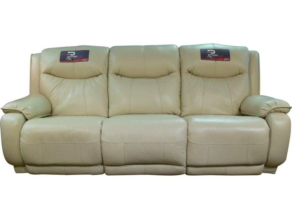 Southern Motion Velocity 875 61p Double Reclining Sofa With Power