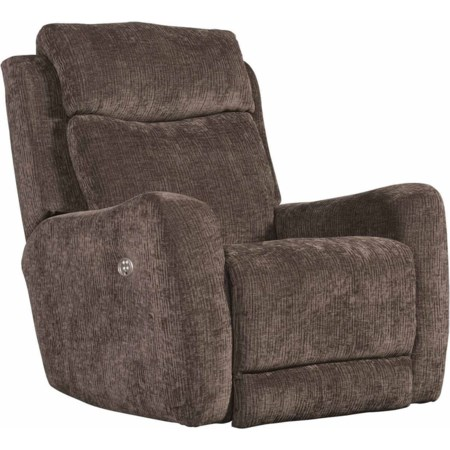 Power Wall Hugger Recliner with SoCozi