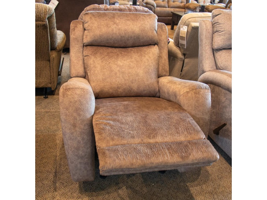 Southern Motion ViewpointPebble Beach Manual Coffee Rocker Recliner