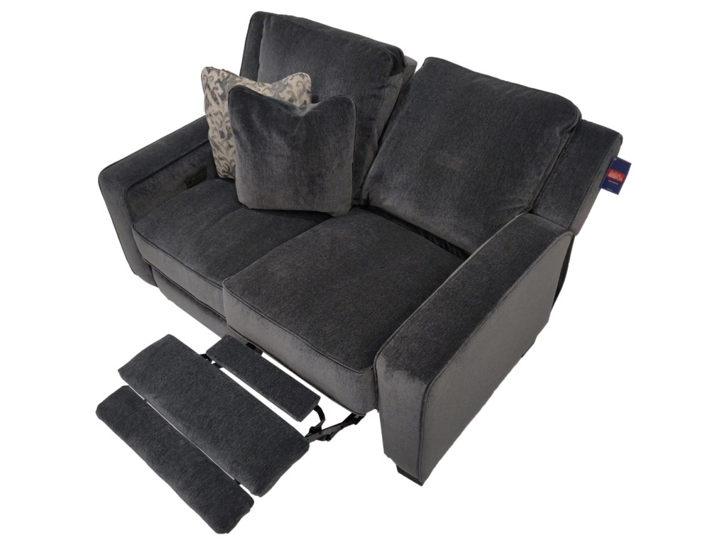 Southern Motion West EndPower Reclining Loveseat