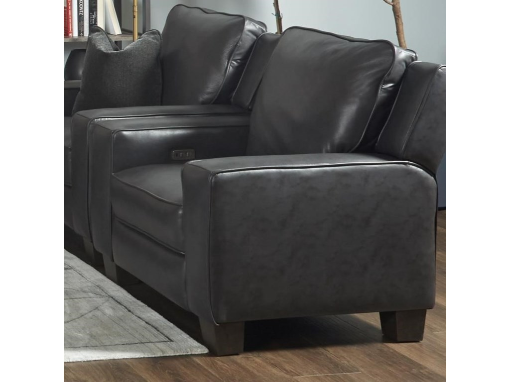 Southern Motion West EndPower Plus High Leg Recliner