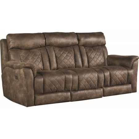 Zero Gravity Pwr Headrest Reclining Sofa