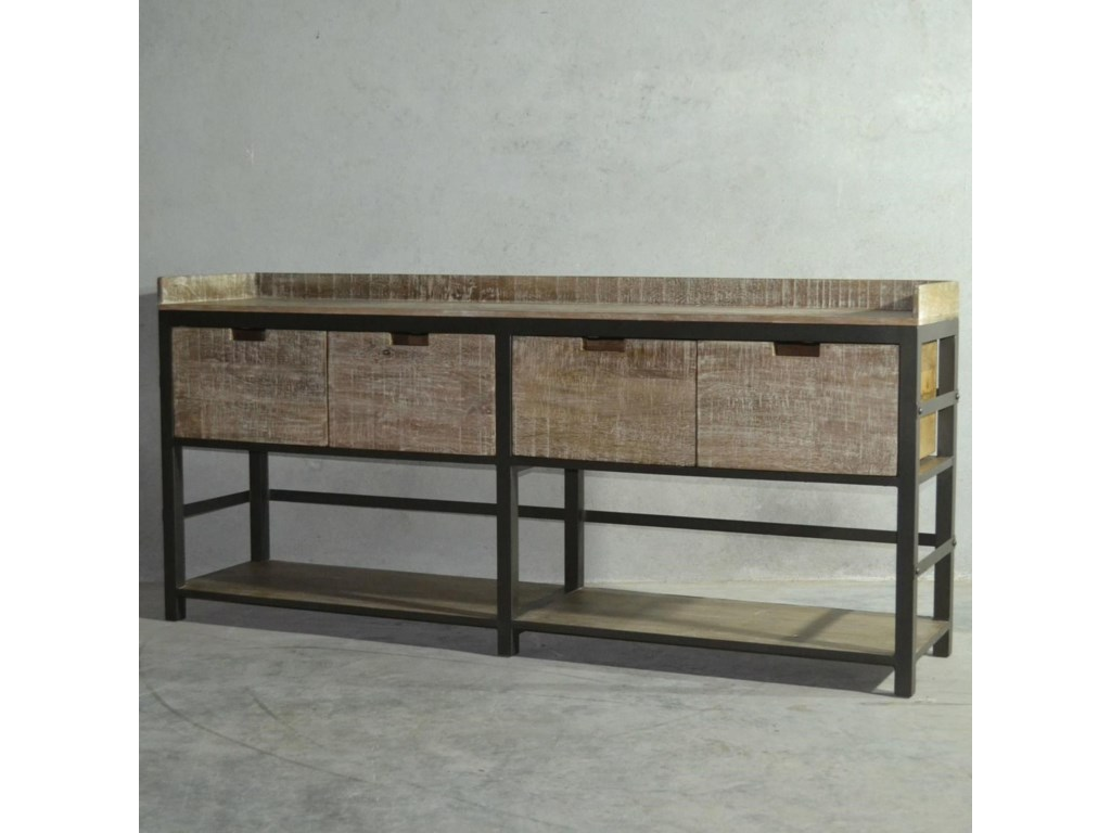 Southern Sky Home Pineapple ParkPorter Sideboard